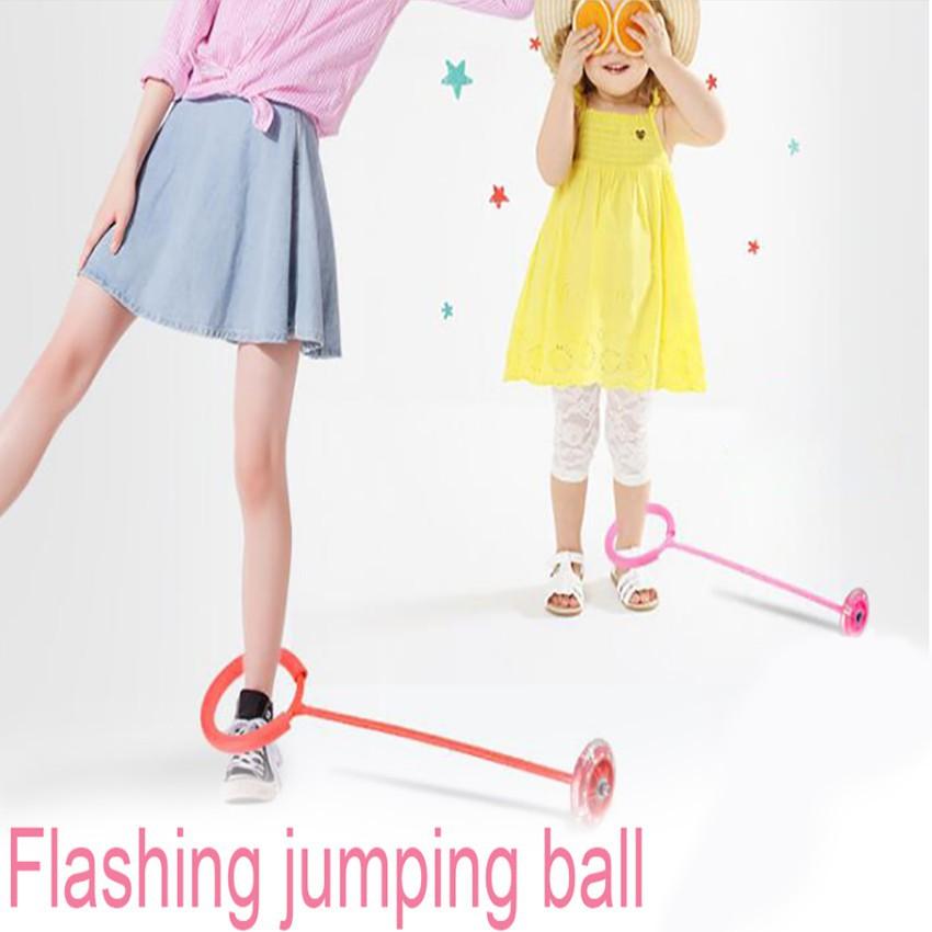 ( Hàng ORDER ) – Children Outdoor Toy bóng chơi ngoài trời, bóng tâng có đèn LED nhảy vòng tròn