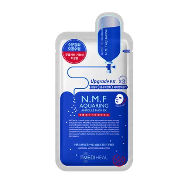 ??Mặt nạ cấp nước dưỡng ẩm ??cho da khô Mediheal N.M.F Aquaring Ampoule Mask Ex 25ml - 23048644 , 1706826639 , 322_1706826639 , 50000 , Mat-na-cap-nuoc-duong-am-cho-da-kho-Mediheal-N.M.F-Aquaring-Ampoule-Mask-Ex-25ml-322_1706826639 , shopee.vn , ??Mặt nạ cấp nước dưỡng ẩm ??cho da khô Mediheal N.M.F Aquaring Ampoule Mask Ex 25ml