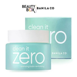 Sáp Tẩy Trang Banila Co Clean It Zero Cleansing Balm Revitalizing 100ml thumbnail