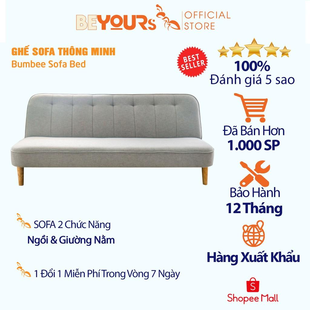 [Mã HLBEST1111 giảm 15% đơn 99K] Ghế Sofa Thông Minh BEYOURs Bumbee Sofa Bed Nội Thất Kiểu Hàn Lắp Ráp