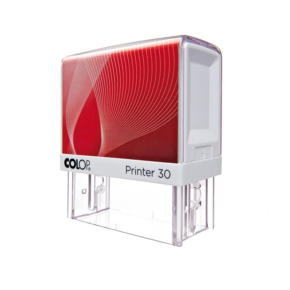 Dấu ấn liền mực COLOPVN Printer 30 KT 47 x 18 mm [3 dòng-4 từ]