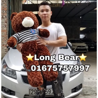 Gấu Teddy Khổ vải 1m HÀNG CHUẨN Loại 1 (Giá Huỷ Diệt)