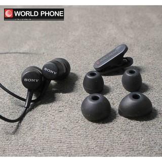 [Mã ELFLASH5 giảm 20K đơn 50K] Tai nghe zin Sony MH750 Jack 3.5mm, có mic, kèm nút tai, tặng hộp đựng tai nghe