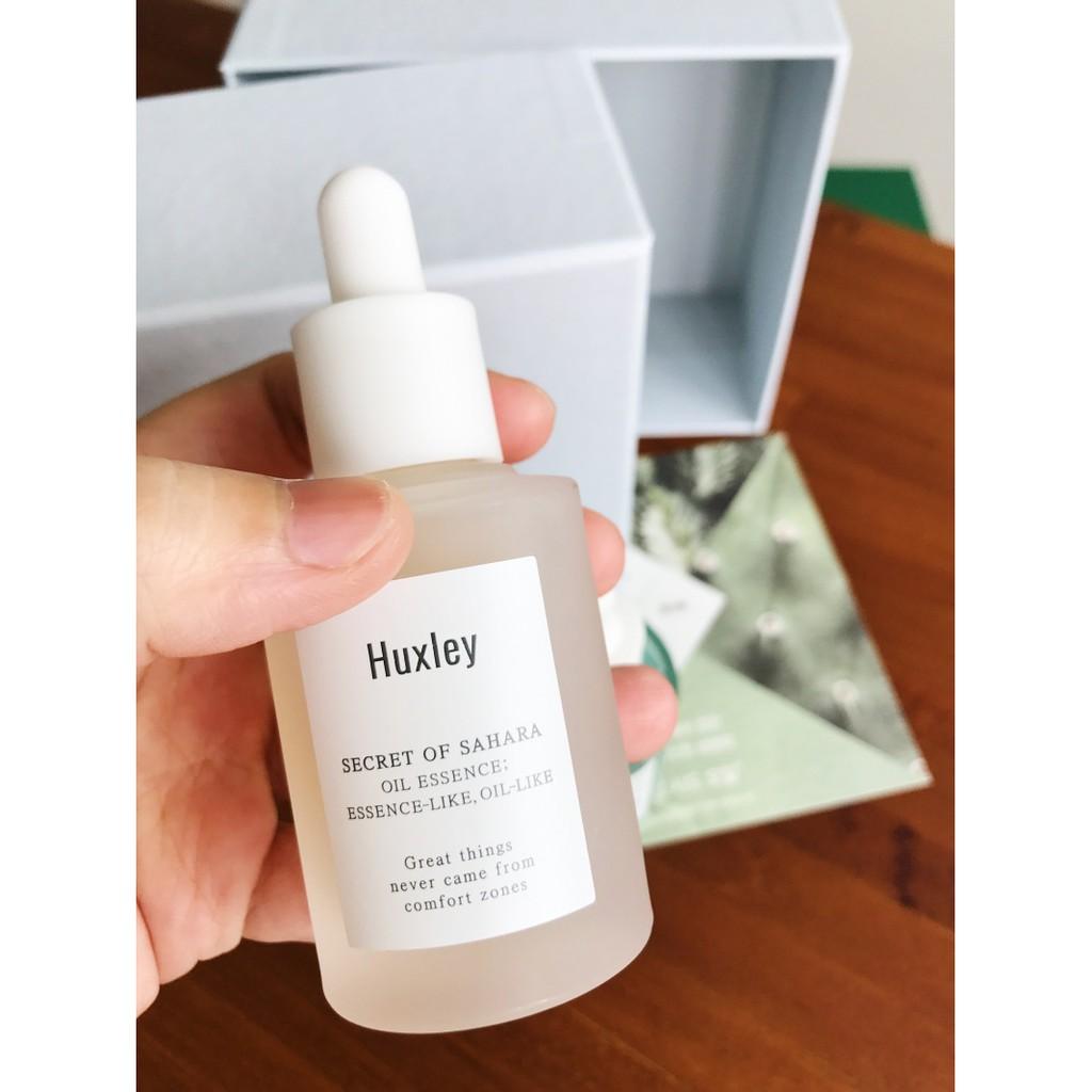 [Chiết 5ml-10ml] // Tinh chất dưỡng chống lão hóa Huxley Oil Essence