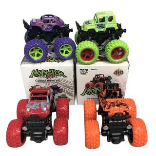 Xe đà, xe quái vật đồ chơi cho bé. Siêu bền, nhựa nguyên chất đảm bảo sức khỏe cho bé.