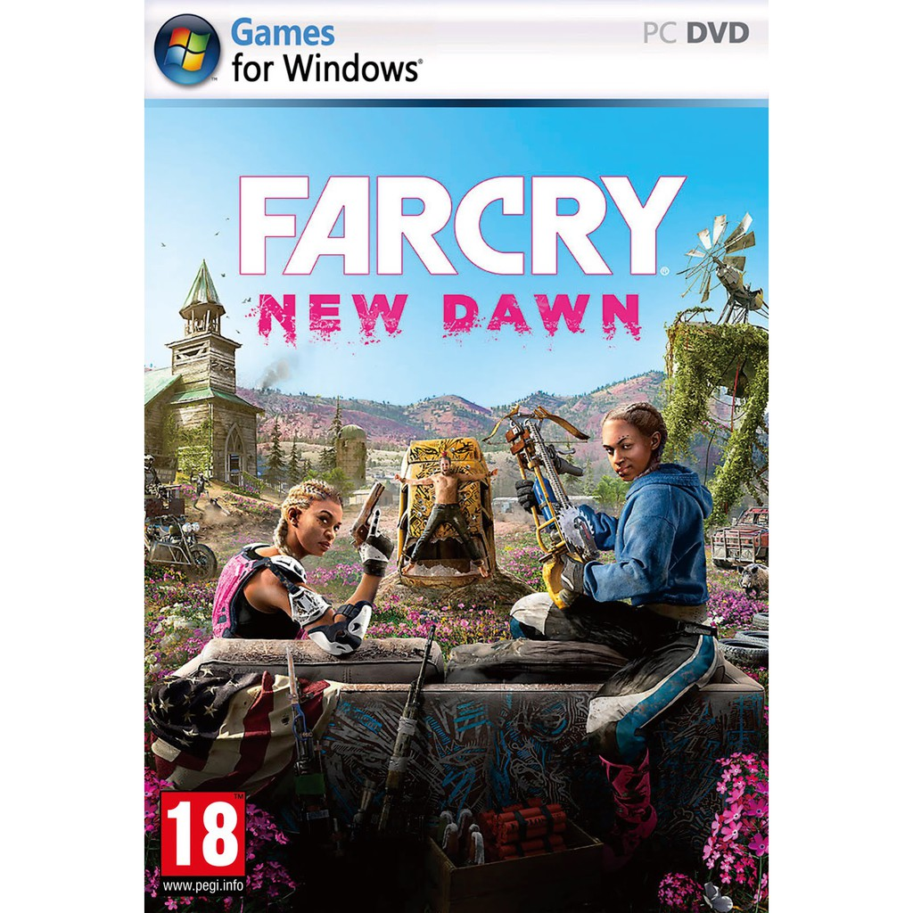 PC155 Far Cry New Dawn   - (7DVD)