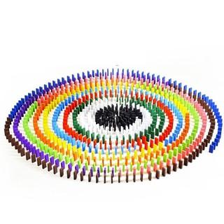 Bộ 100 thanh Domino sắc màu