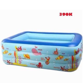 ( SỈ/LẺ ) bể bơi 150x110x50cm ( 3 tầng ) . .