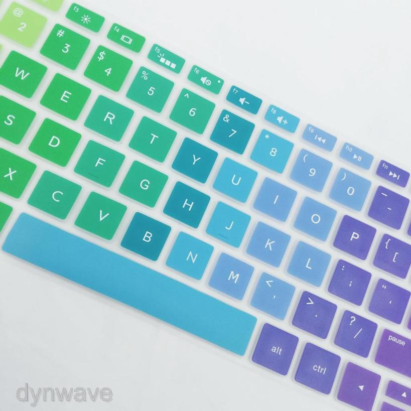 [DYNWAVE] Anti Dust Silicone Skin Keypad Protector For HP 15.6 inch BF Computer