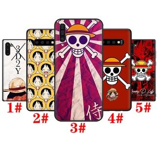 Soft Case Samsung A01 A02 A32 A52 A72 4G M02 PhoneCase Casing XA146 Monkey D Luffy 3D2Y Silicone TPU Cover