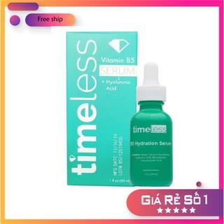 [Timeless] Serum dưỡng ẩm - Se khít chân lông, phục hồi da Serum Vitamin B5 thumbnail