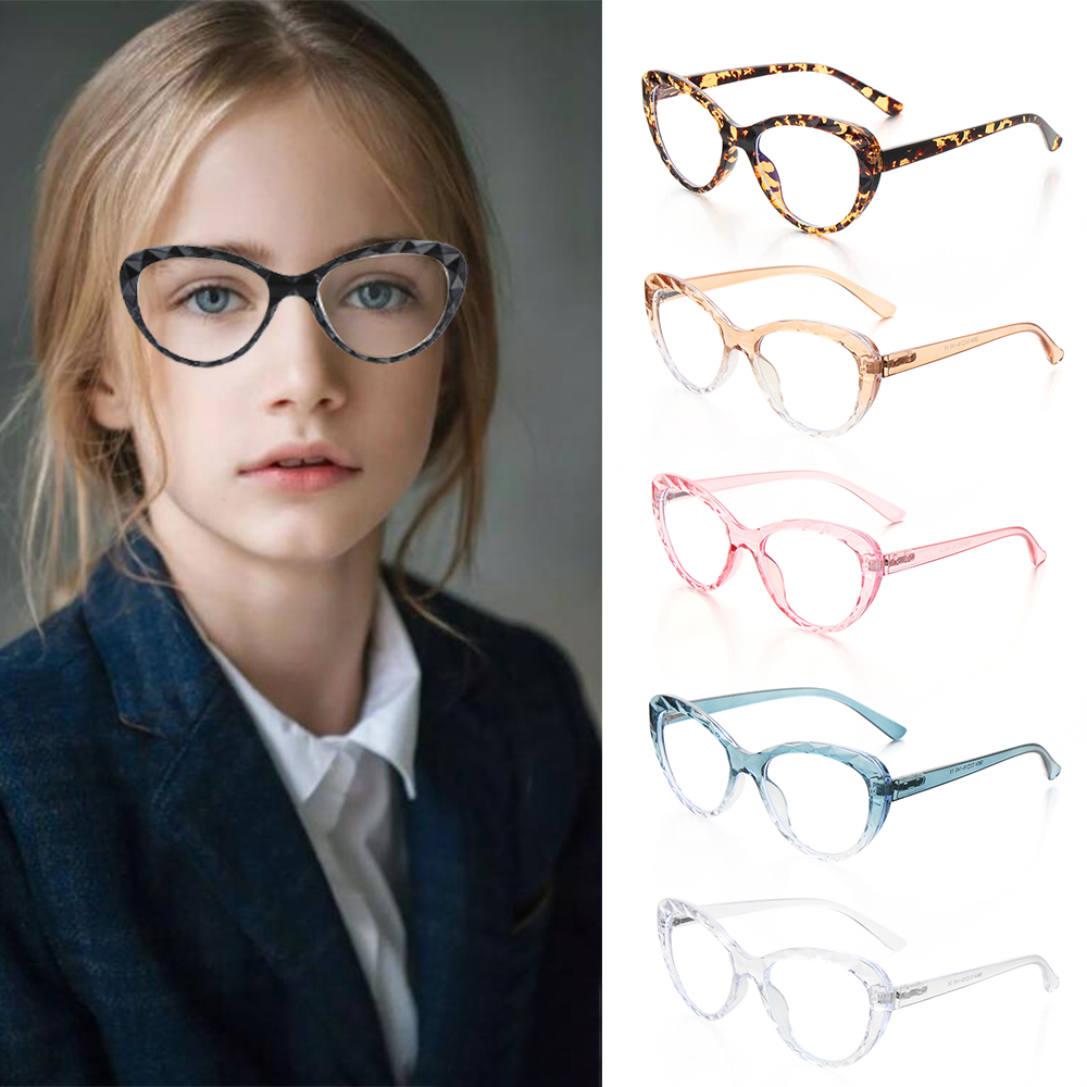 MIHAN1 Fashion Computer Glasses Women Men Eyeglasses Vision Care Flexible Portable Ultra Light Resin Anti Blue Rays High Quality Eye...