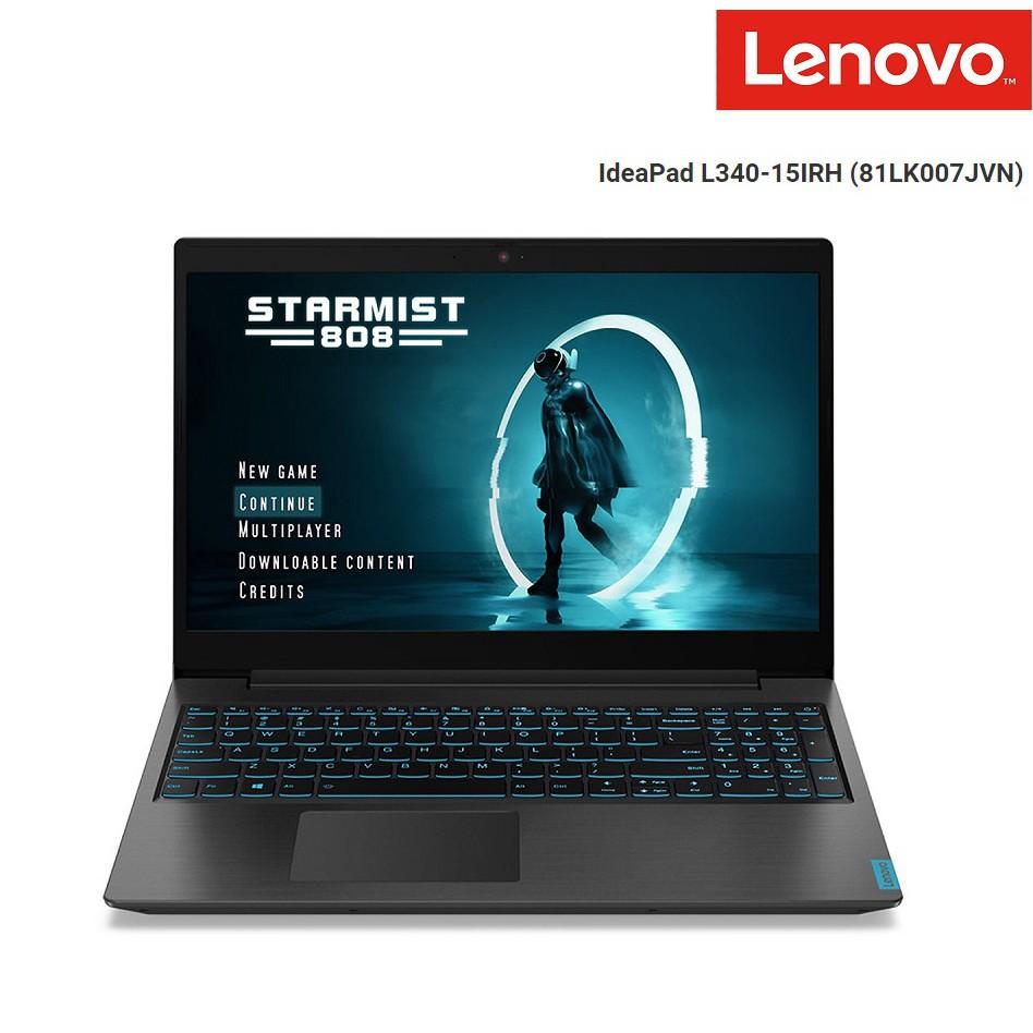 [Mã ELLAPDESK giảm 5% đơn 3TR] Laptop Lenovo IdeaPad L340-15IRH 81LK007JVN i7-9750H