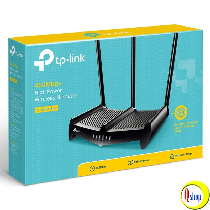 Bộ phát wifi xuyên tường TP-Link 941HP chuẩn N 450Mbps - Chính hãng