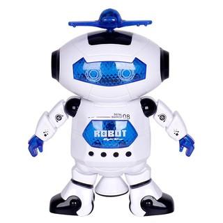 ROBOT NHẢY MÚA 360 ĐỘ CAO CẤP