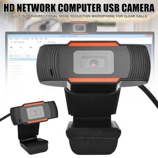 Webcam Hd 480 / 720 / 1080p Tích Hợp Micro Tiện Dụng Cho Pc / Laptop