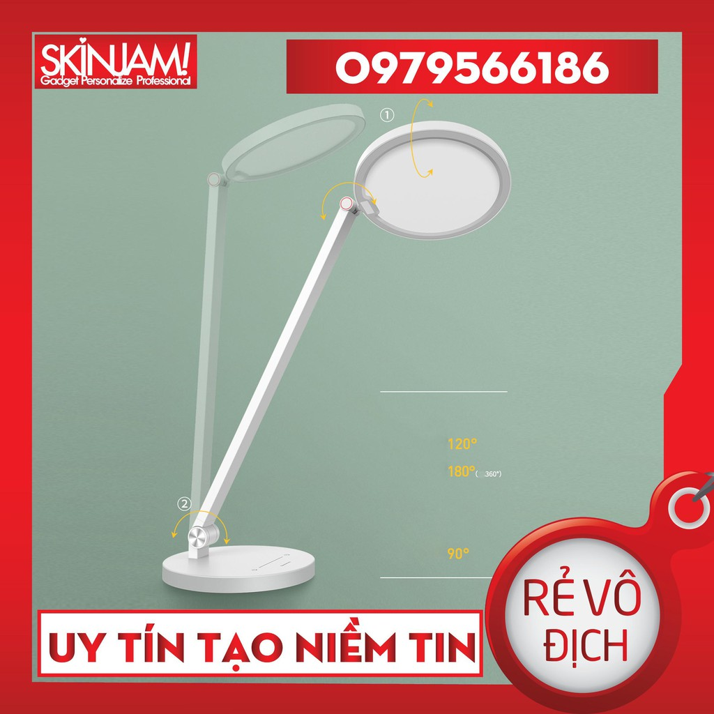 Đèn để bàn bảo vệ mắt Baseus Smart Eye Series Full Spectrum Eye-protective Desk Lamp