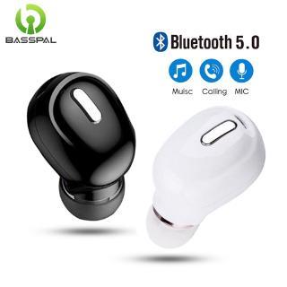 Tai Nghe Basspal Đơn Không Dây Giảm Tiếng Ồn Bluetooth 5.0