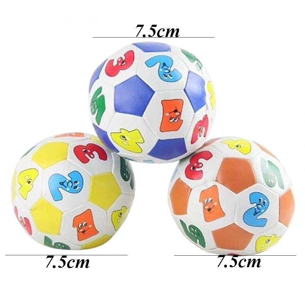 Baby Infant Soft Developmental Educational Infant Ball