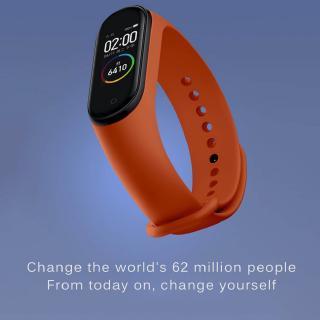 Bracelet 4 Four Generations Smart Sports Watch Multi-Function Bracelet Waterproof Running Call Render Pedometer