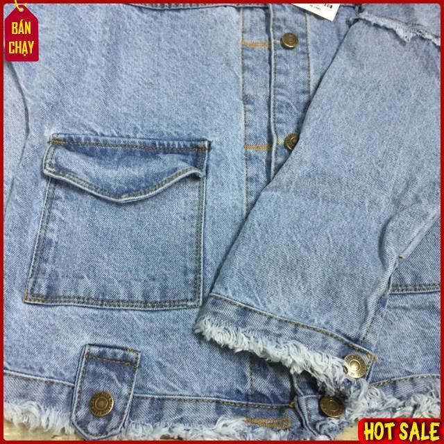 [ Siêu Đẹp ] ?Áo Khoác Nữ Chất Jeans Xịn 036 ( kèm ảnh+video) áo mặc đi chơi , áo mặc thoải mái, áo mặc đi làm - 15000428 , 2276683423 , 322_2276683423 , 416000 , -Sieu-Dep-Ao-Khoac-Nu-Chat-Jeans-Xin-036-kem-anhvideo-ao-mac-di-choi-ao-mac-thoai-mai-ao-mac-di-lam-322_2276683423 , shopee.vn , [ Siêu Đẹp ] ?Áo Khoác Nữ Chất Jeans Xịn 036 ( kèm ảnh+video) áo mặc đi