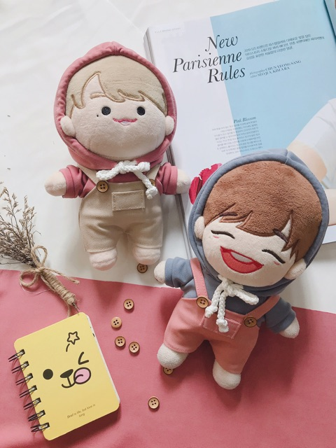 OUTFIT DOLL 20cm - Hoodie