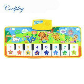Thảm đàn Piano cho bé 2+