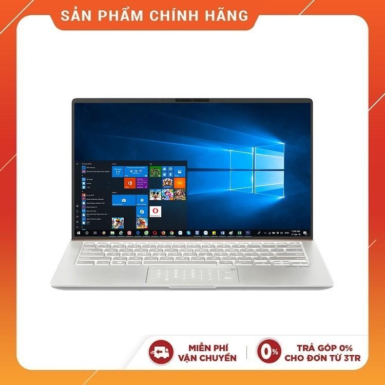 Laptop Asus Zenbook 14 UX433FA-A6111T Core i7-8565U, Win10, Numpad - Chính Hãng