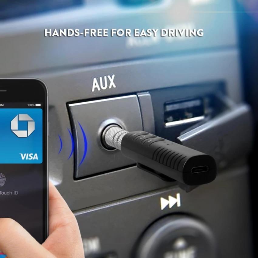 [SALE GIÁ SỐC]  Đầu thu Bluetooth Receiver tạo kết nối âm thanh 4.1 rảnh tay