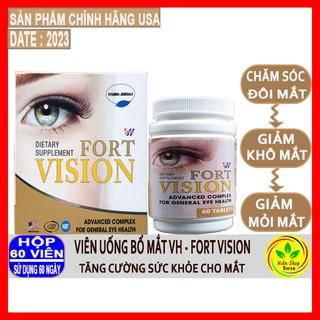 Viên uống bổ mắt VH-FORT VISION của mỹ hộp 60 viên