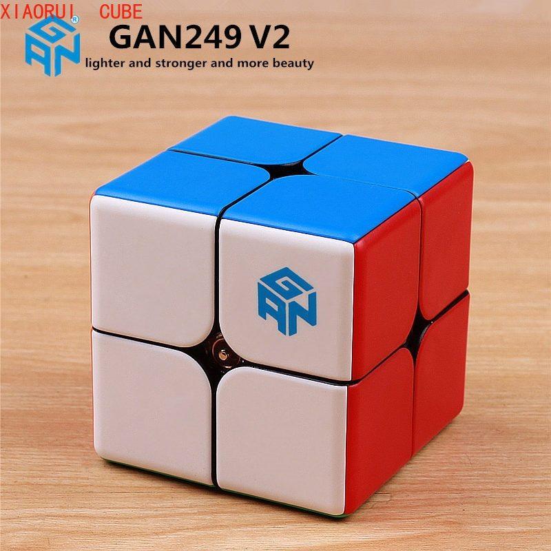 Khối rubik nam châm Gan249 V2 2x2 Gan 249 2x2x2