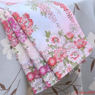 Khăn Tay Cotton In Họa Tiết Bàn Tay Cho Nữ