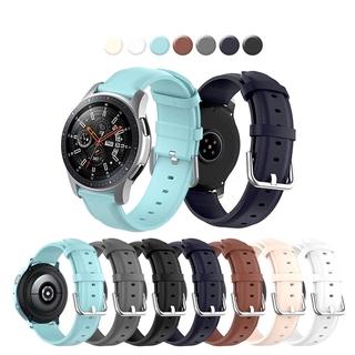 Dây Đeo Bằng Da Thật 20mm 22mm Cho Đồng Hồ Samsung Galaxy Active / Huawei Watch / All 20mm / 22mm