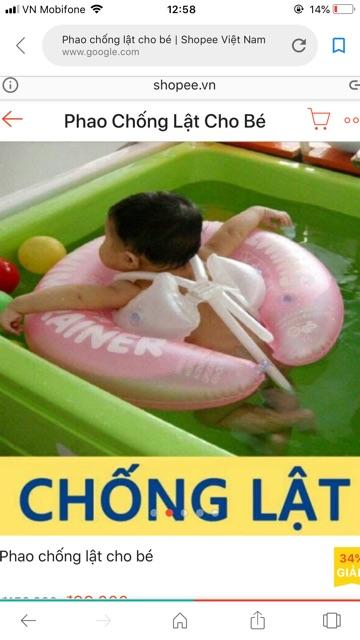 Phao tập bơi chống lật