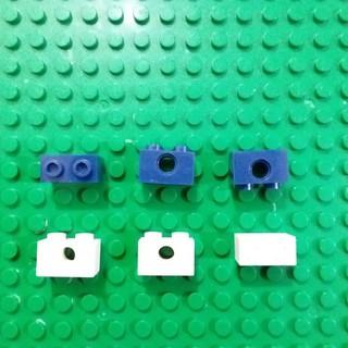 COMBO 10 Gạch 1x2x3(H) Có 1 Lỗi Xuyên Giữa – Phụ Kiện MOC