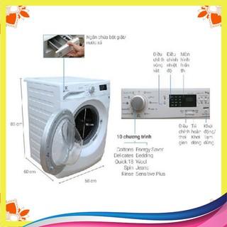 Máy Giặt Electrolux EWF8025BQWA