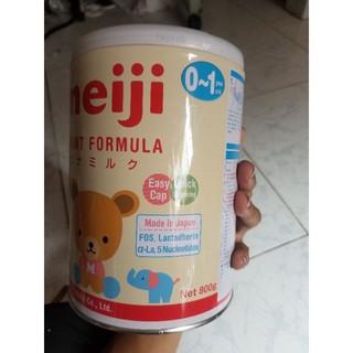 Sữa Meiji cho trẻ từ 0 đến 12 tháng tuổi