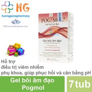 Gel bôi âm đạo Pogmol - Hỗ trợ điều trị viêm nhiễm phụ khoa, phục hồi duy trì cân bằng PH âm đạo (Gel 4ml) thumbnail