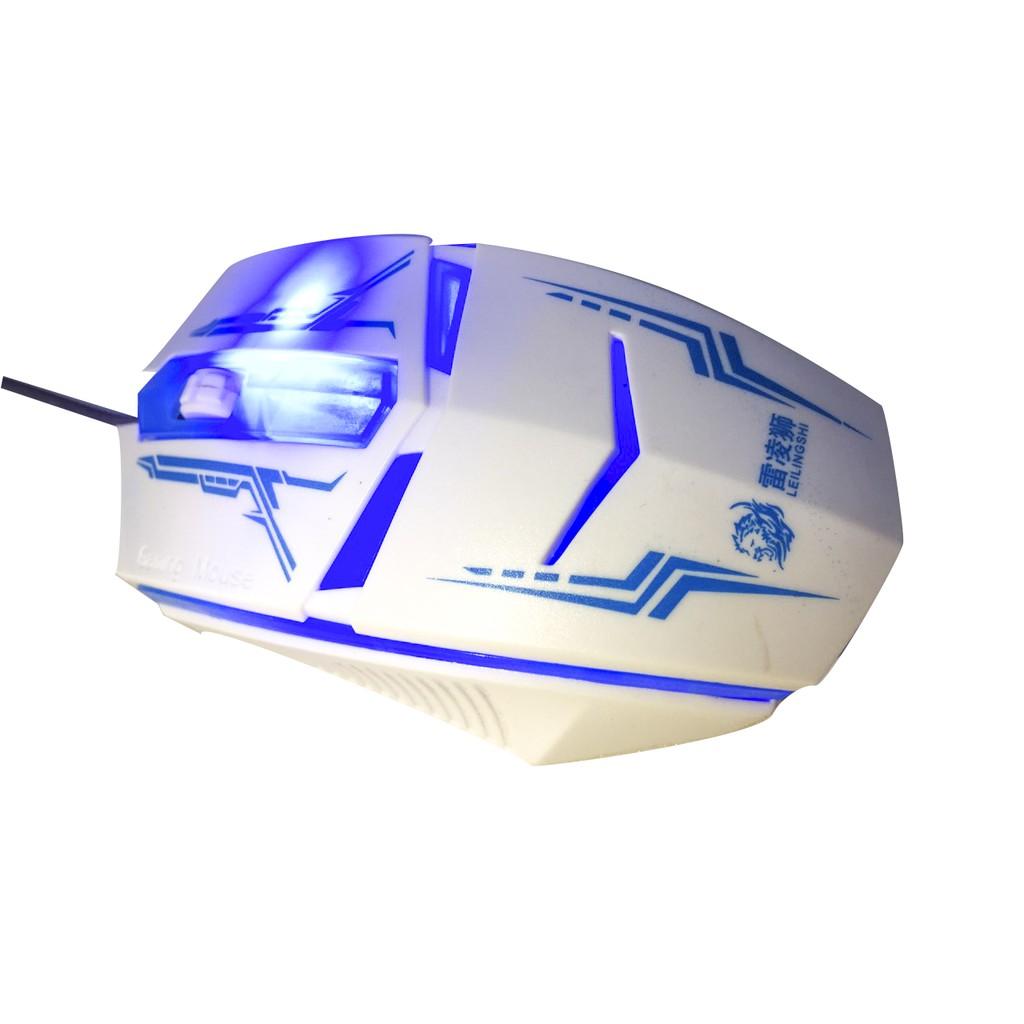 Chuột quang game Lei Lingshi giao diện USB - độ nhạy cao