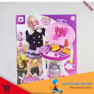 [GIẢM GIÁ KHỦNG] Đồ chơi mô hình bếp nướng NB111113 cho bé siêu tiện dụng