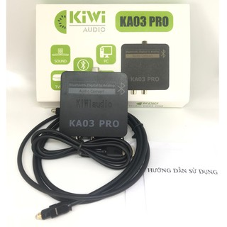 OPTICAL KA03 PRO có Bluetooth chuyển đổi âm thanh