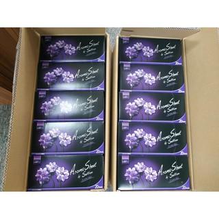 Giấy thơm Aroma Sheet hương hoa nhài dùng cho máy giặt khô LG