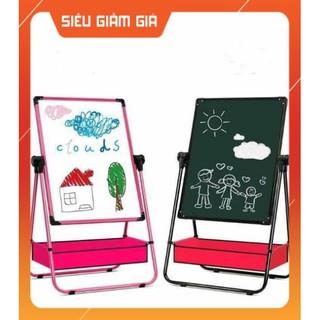 Bảng vẽ 2 mặt cho bé học 💯💯💯BẢNG VIẾT VẼ EDU loại to Hàng cao cấp 💰#250k / chiếc Bảng Flipchart Silicol FB66