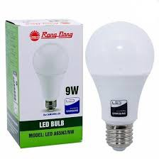 Bóng đèn LED RẠNG ĐÔNG 9W - Chip LED SAMSUNG