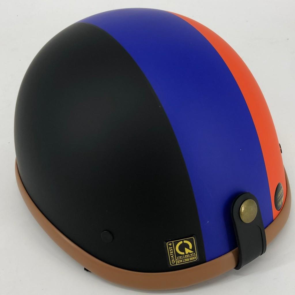 Mũ bảo hiểm ❀FREESHIP ❀ Mũ bảo hiểm thời trang đuôi ngựa siêu hot 5.0