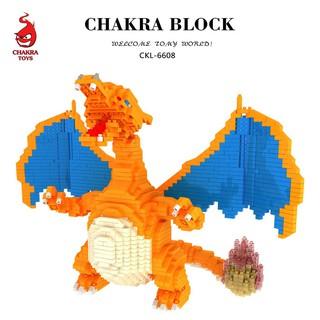 Lego nano CHAKRA CKL-6608 HLG0041-3