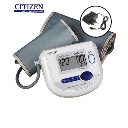 Máy đo huyết áp điện tử bắp tay Citizen CH-453AC + Bộ chuyển nguồn - 3461908 , 1248463556 , 322_1248463556 , 899000 , May-do-huyet-ap-dien-tu-bap-tay-Citizen-CH-453AC-Bo-chuyen-nguon-322_1248463556 , shopee.vn , Máy đo huyết áp điện tử bắp tay Citizen CH-453AC + Bộ chuyển nguồn