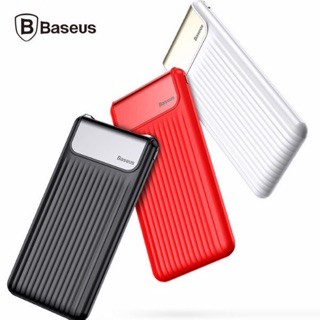 Pin sạc dự phòng sạc nhanh Baseus LV113 cho Smartphone/ Tablet/ Macbook (Quick charge 3.0, 10,000mAh, 2 Port USB).