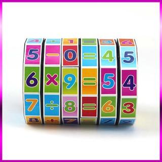 (Cực Sốc) Đồ chơi toán học Rubikluyện tập cho bé khả năng tư duy, khả năng xắp xếp – Đồ Chơi Thông Minh 4369 (Xả Hết)