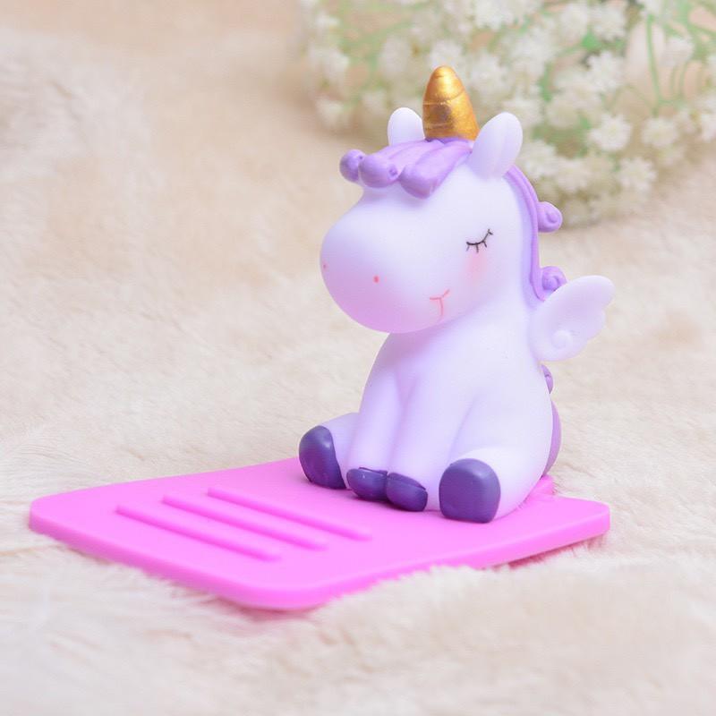 Giá đỡ điện thoại - Kệ điện thoại hình ngựa Pony